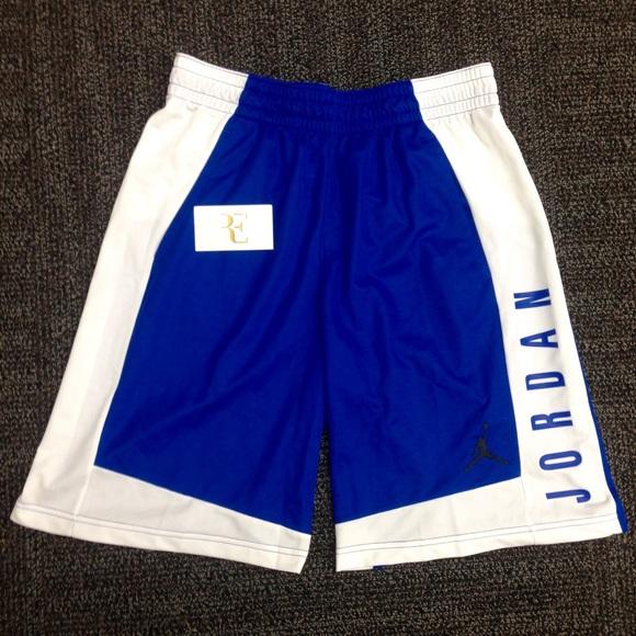 8924e7d5cfcfa9 Jordan Dri Fit Shorts Royal Blue Nike